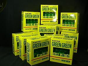 Jm Bamboo Green Green Plant Food Lucky Bamboo Fertilizer 120 Bottles,