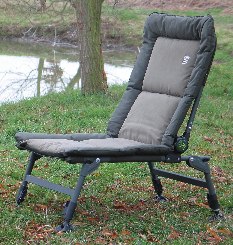 Nash Indulgence Recliner Chair Karpfenstuhl Angelstuhl Chair Carp Chair