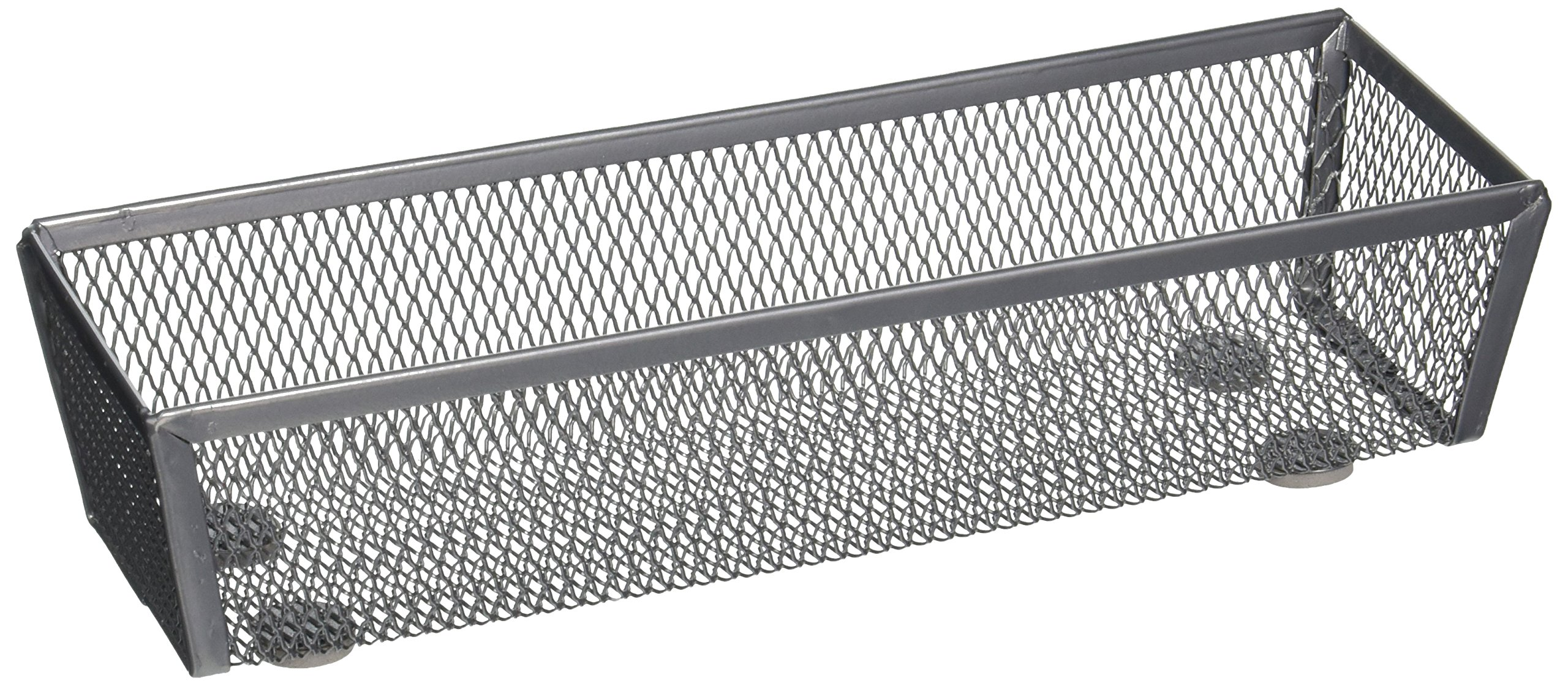 Honey-Can-Do KCH-02155 Steel Mesh Drawer Organizer, Silver by Honey-Can-Do
