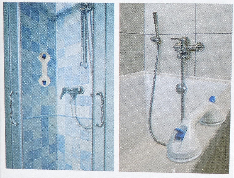 Amazon.com : Super Suction Grip Bath And Shower Safety Handle ...
