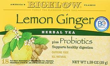 BIGELOW 18 Bags Lemon Ginger Tea
