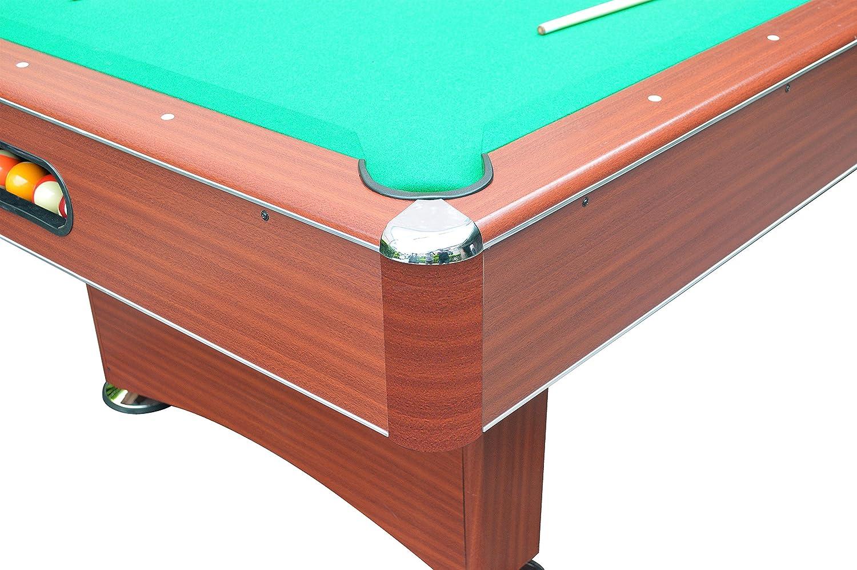 Carmelli Newport 8/' Deluxe Pool Table