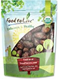 Food to Live Organic Medjool Dates (1 Pound)