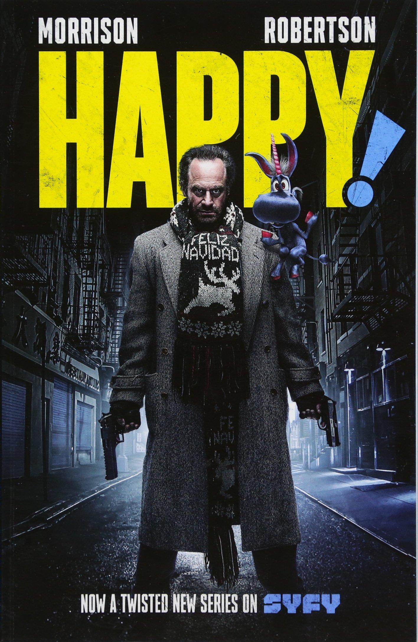 Happy! Deluxe Edition: Amazon.de: Grant Morrison, Darick Robertson ...