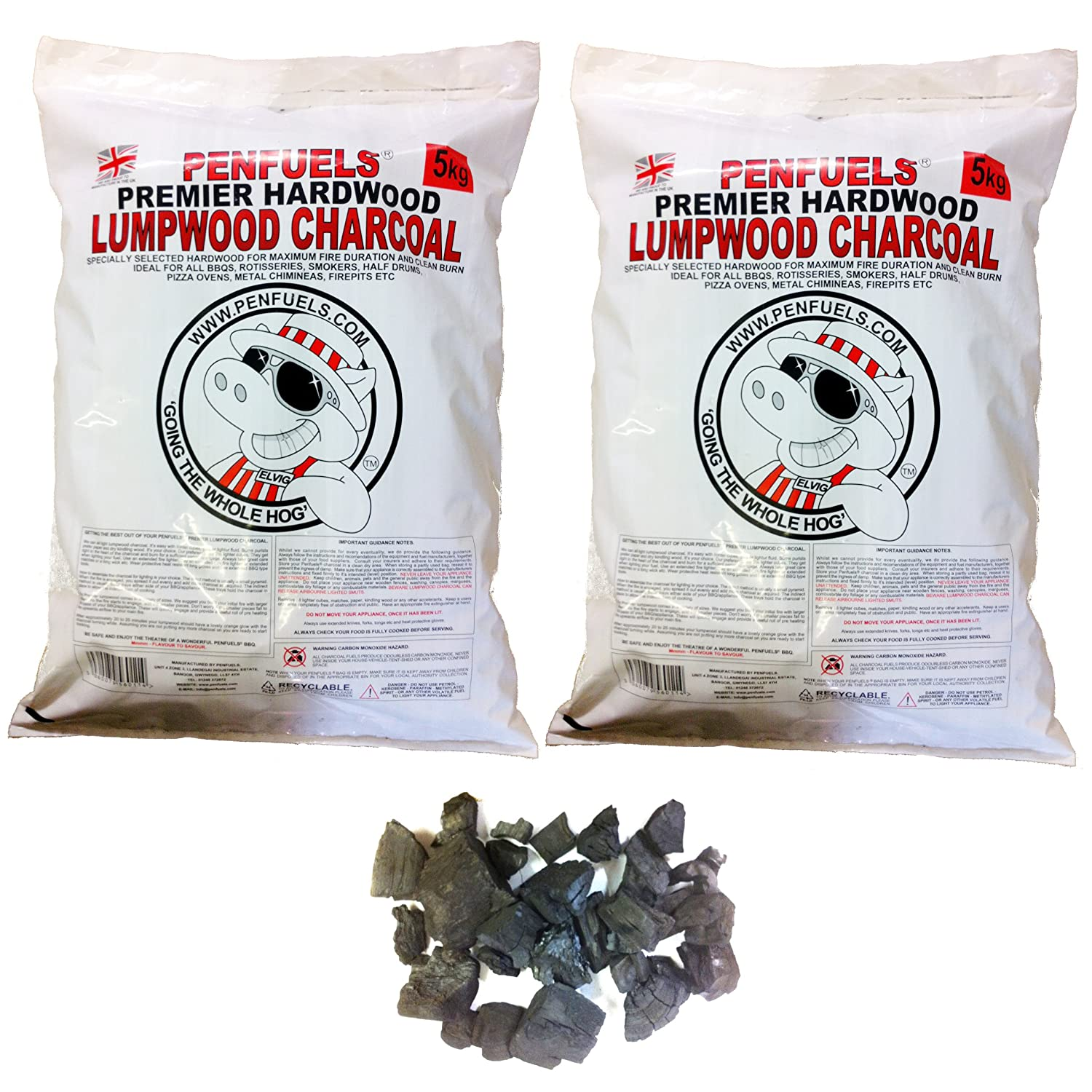 Landmann 060602 Party Disposable Charcoal Barbecue