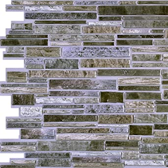 Amazon Com Grey Flagstone Pvc 3d Wall Panels Interior Design Wall Paneling Decor Commercial And Residential Application Stone Brick 3 2 X 1 6 Industrial Scientific