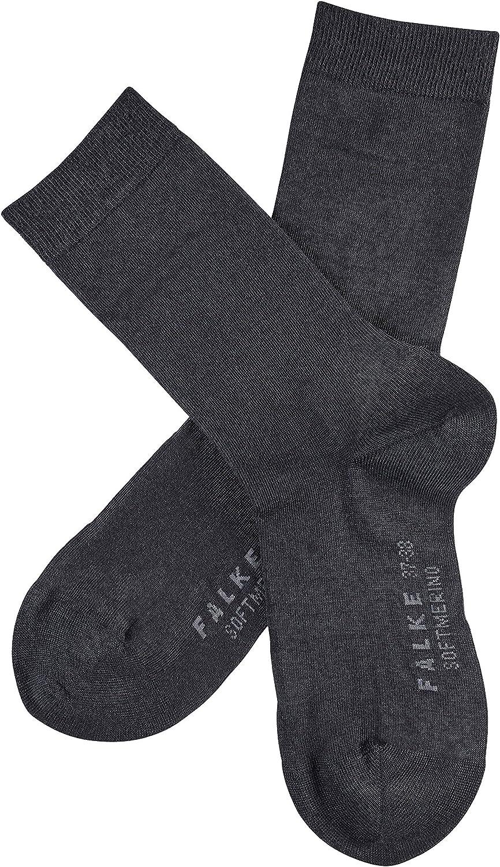 18/% Polyamide 23/% Cotton 2/% Elastane- Warming sock-Cotton on Inside Against Skin Softmerino Sock-1 pair-57/% Virgin Wool