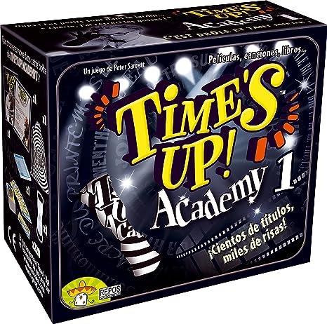 Asmodee - Times Up! Academy 1, Juego de Mesa (Repos TUA01ES): Amazon.es: Juguetes y juegos