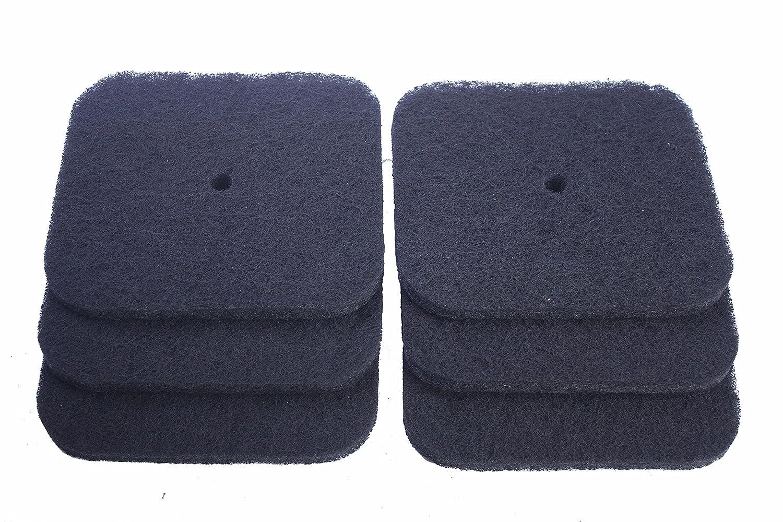 Sin Marca Fishmate esponja para filtro de pecera para Pez Mate 10000 15000 G-UV / 15000G-BIO Acuario filtro(1 serie): Amazon.es: Hogar