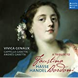 Tribute to Faustina Bordoni