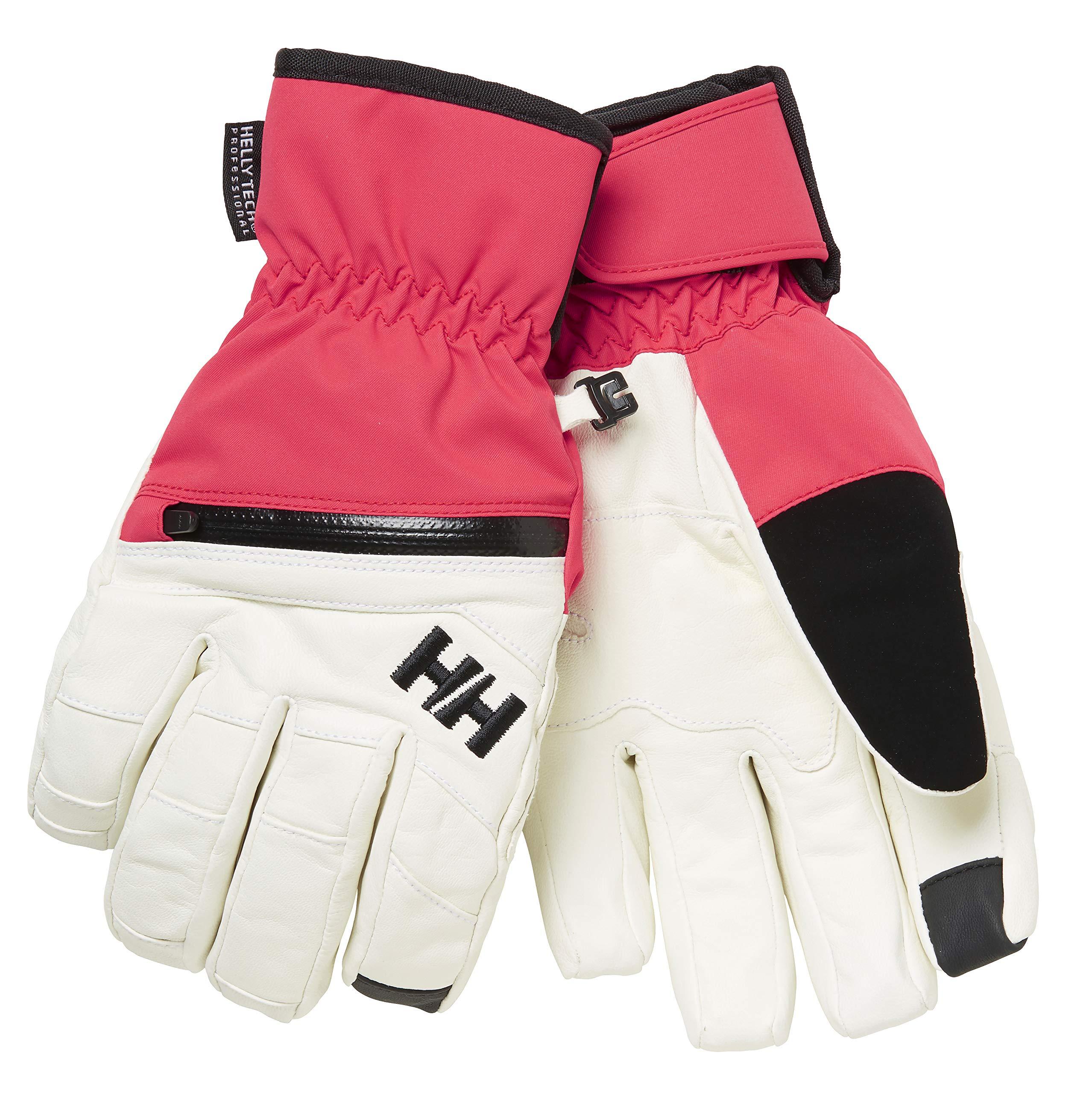 Helly Hansen Women's W Alphelia Warm Ht Gloves, Goji Berry, X-Large