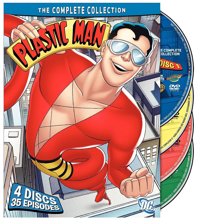 The plastic man comedy adventure show youtube