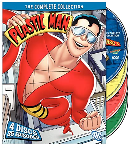Plastic Man: The Complete Collection by Amazon