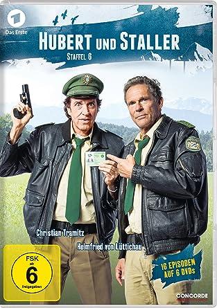 Hubert Und Staller Staffel 6 6 Dvds Amazonde Christian