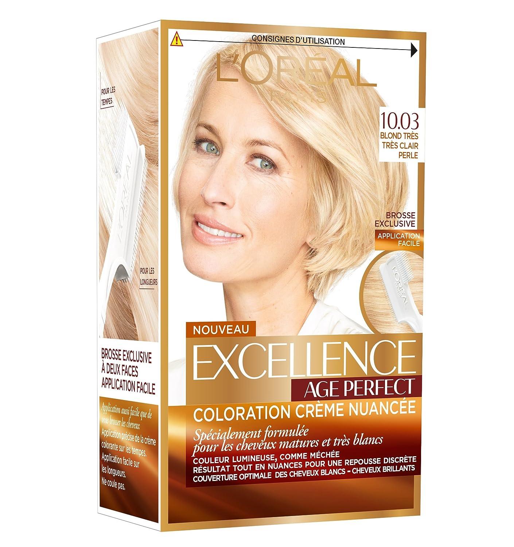 Super Excellence L'Oréal Paris Excellence Coloration Cheveux Matures  BK64