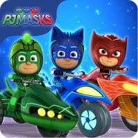 PJ Masks: Heróis de Corrida
