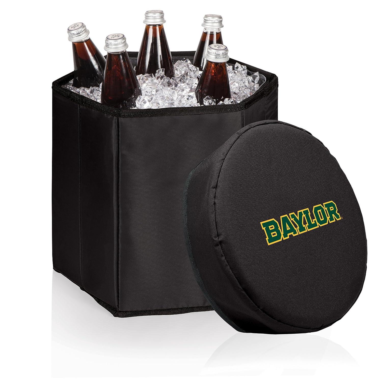 Black NCAA Baylor Bears Bongo Insulated Collapsible Cooler
