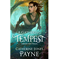 A Gathering Tempest: A Broken Tides Story (English Edition)