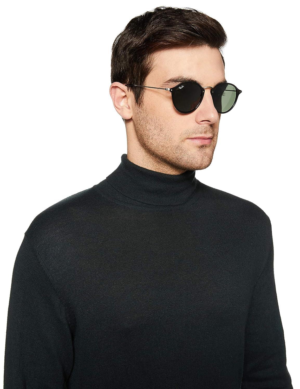 Ray Ban Men S 0rb2447 Round Sunglasses