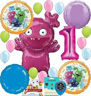 Amazon.com: Ugly Dolls - Globo decorativo para cumpleaños ...