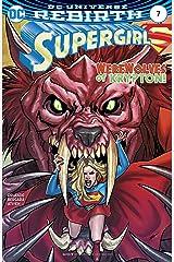 Supergirl (2016-) #7 Kindle Edition