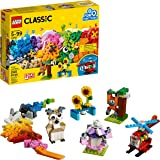 LEGO Classic Bricks and Gears 10712 Building Kit (244 Piece)