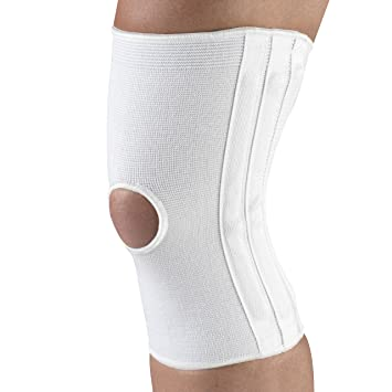 f7b3454801 Image Unavailable. Image not available for. Color: CHAMPION Knee Brace  Flexible Stays ...