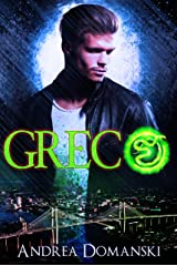 Greco (The Omega Group) (Book 1.5) Kindle Edition