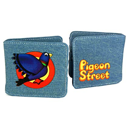 Amazon.com: Pigeon cartera de la Calle: Toys & Games