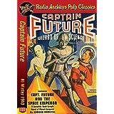 Captain Future #1 The Space Emperor