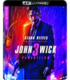 ジョン・ウィック:パラベラム [4K UHD+Blu-ray ※日本語無し](輸入版) -John Wick: Chapter 3 - Parabellum 4K-