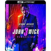 John Wick: Chapter 3 - Parabellum [4K Ultra HD+Blu-ray] (Bilingual) [Blu-ray]