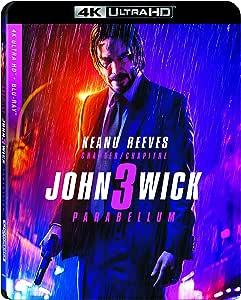 John Wick: Chapter 3 - Parabellum [4K Ultra HD+Blu-ray] (Bilingual)