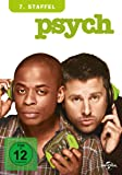 Psych - 7. Staffel [4 DVDs]