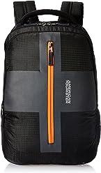 American Tourister 32 Ltrs Black Laptop Backpack (AMT Juke Laptop BKPK 01 -Black)