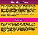Pedigree Chopped Ground Dinner Filet Mignon