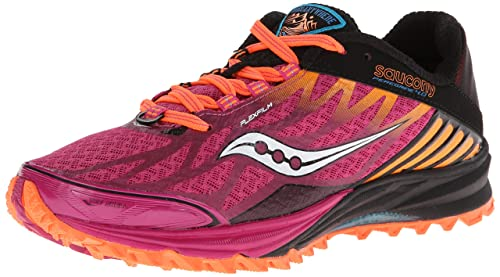 Saucony Women s Peregrine 4 Trail-Running Shoe