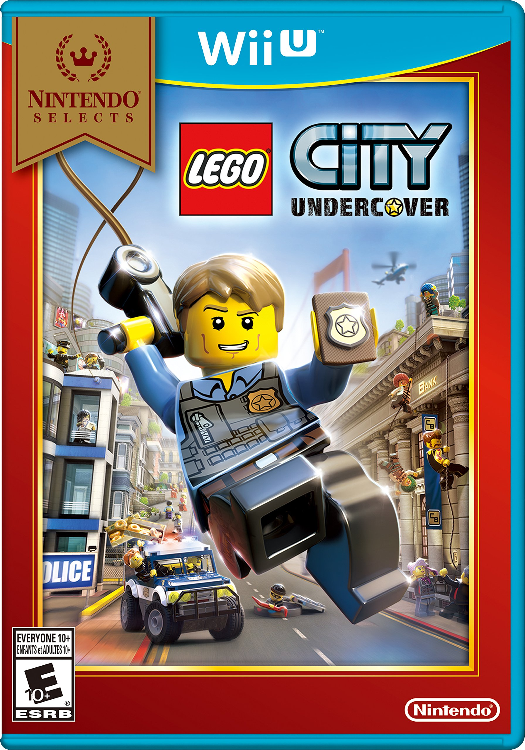 Nintendo Selects: Lego City: Undercover - Wii U