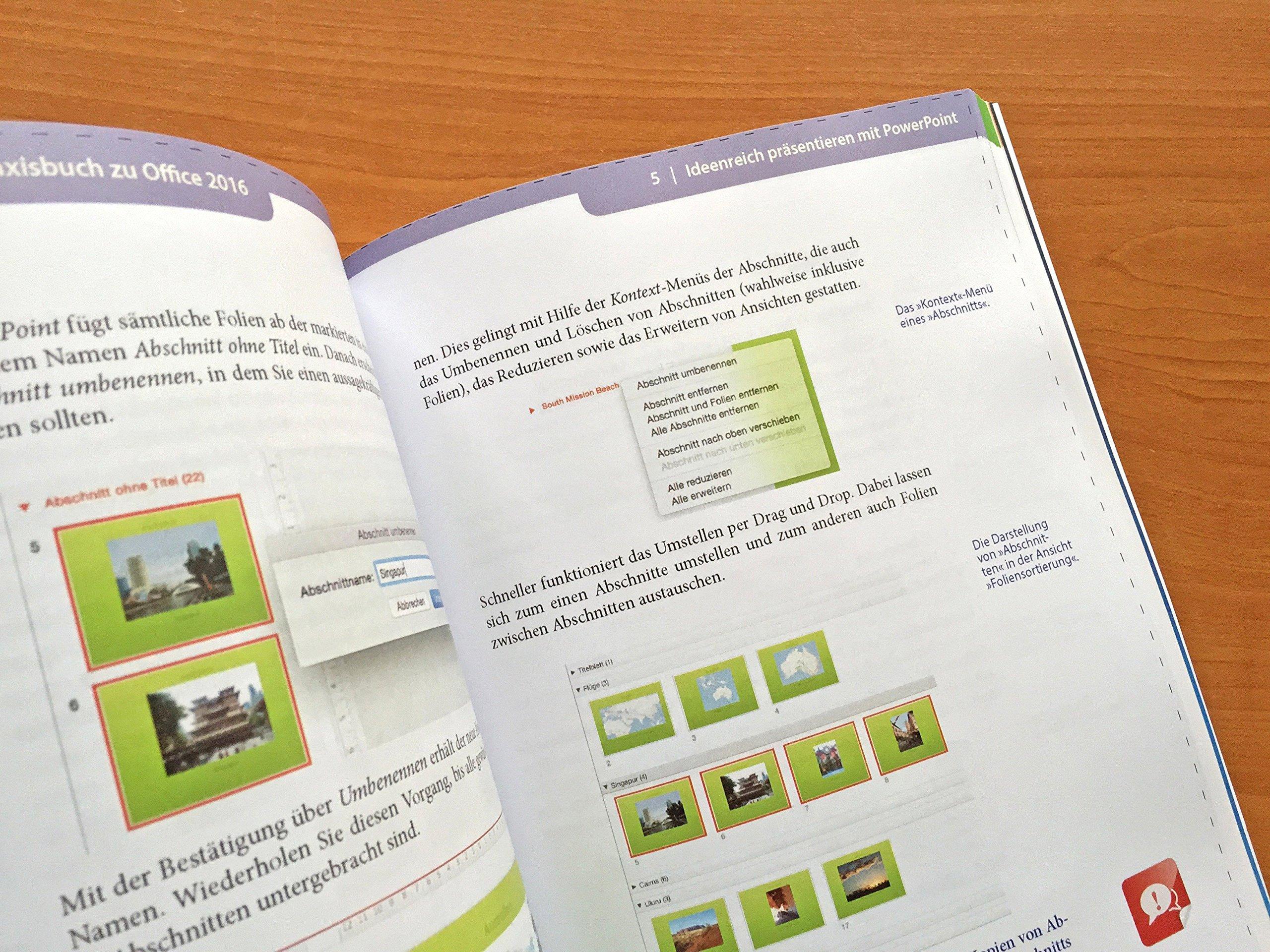 Das Grundlagenbuch zu Microsoft Office 2016 für Mac - Word, Excel ...