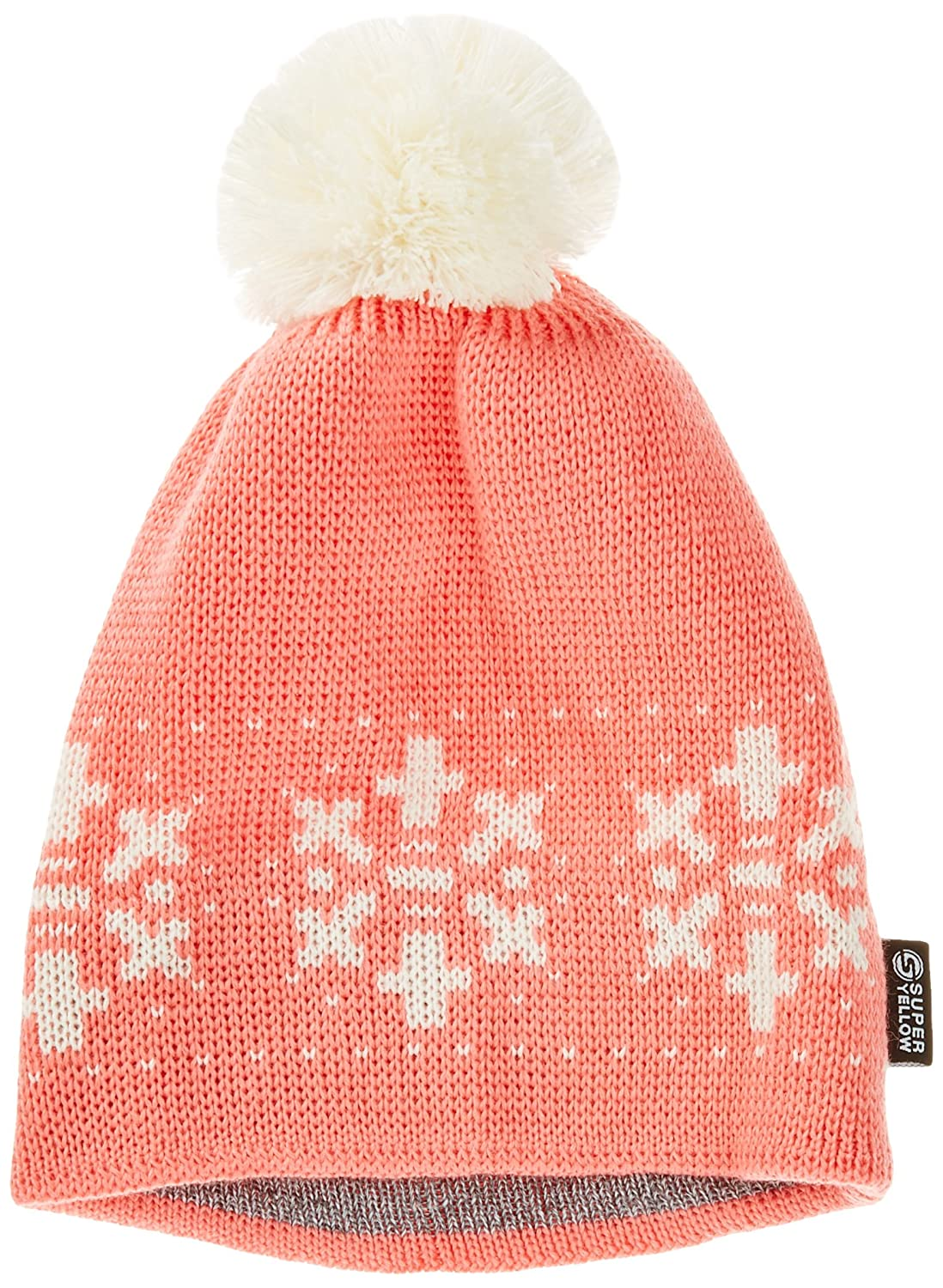 Super Gelb Hella Cable Knit Beanie, 2033-01