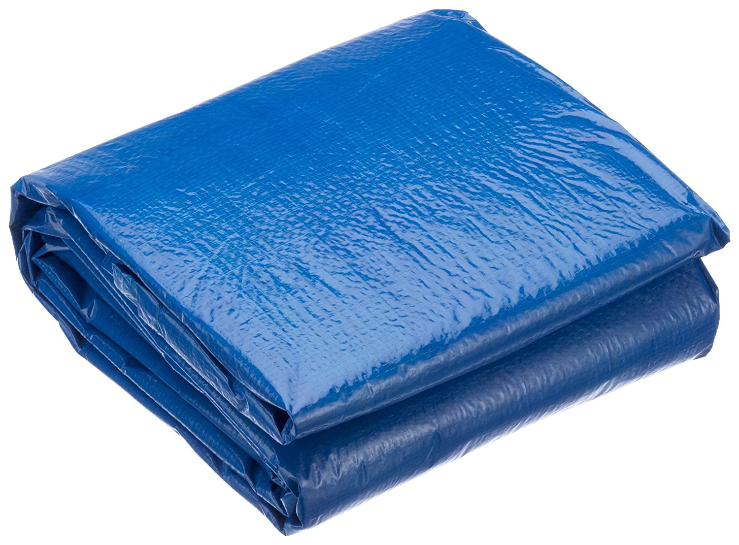Bestway Pool Ground Cloth - Blue, 13 Ft (Old Version) 58002