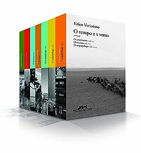 Tempo e O Vento (Caixa Com 7 Volumes) (Em Portugues do Brasil)