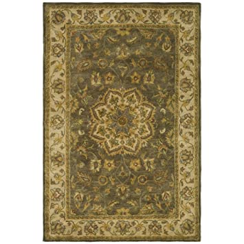 Amazon Com Safavieh Heritage Collection Hg954a Handcrafted