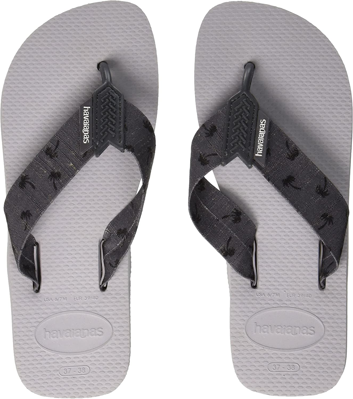 Havaianas Urban Basic Mens Sandals Grey