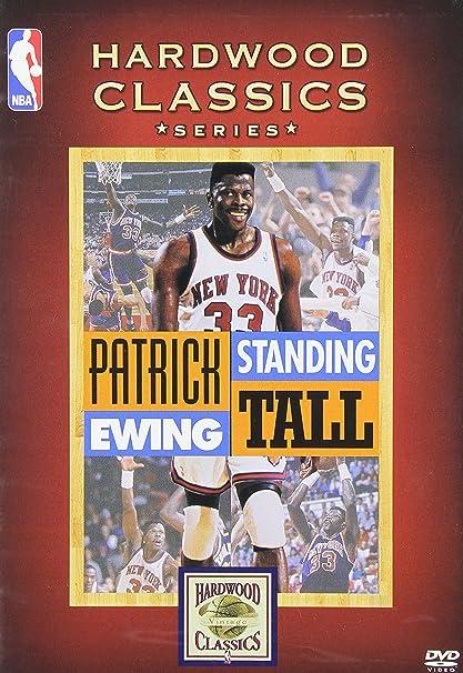 3d32812c9ed Amazon.com  Patrick Ewing - Standing Tall (NBA Hardwood Classics)  Artist  not Provided