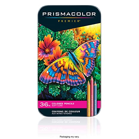 Amazon.com: Prismacolor Premier lápices de colores, núcleo ...