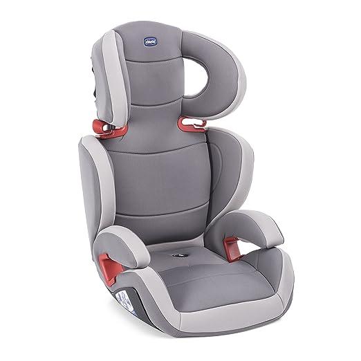 12 opinioni per Chicco 07079160960000 Elegance Key 2-3 Seggiolino Auto, Grigio, 83x46x47 cm