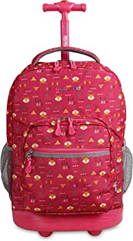 J World New York Durable Backpack