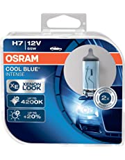OSRAM COOL BLUE INTENSE H7, Lampe de phare halogène, 64210CBI-HCB, 12 3f32649c0f28