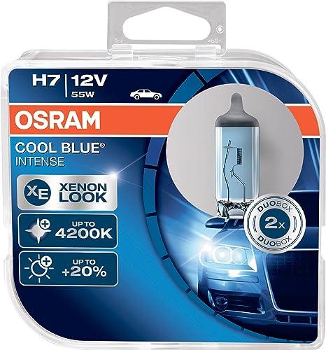 osram cool blue intense w5w halogen license plate. Black Bedroom Furniture Sets. Home Design Ideas